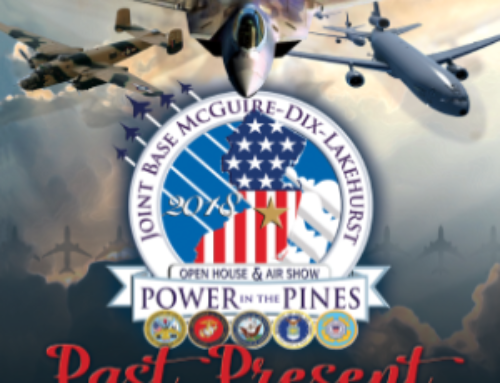 Power in the Pines Air Show [2018]